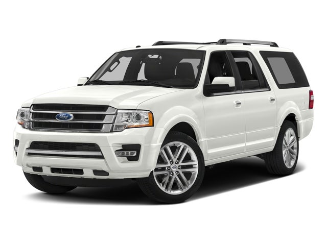 2017 Ford Expedition EL Limited in Houston TX