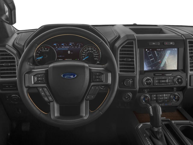 2017 Ford F 150 Limited Supercrew In Houston Tx Houston Ford F 150 Russell Smith Ford