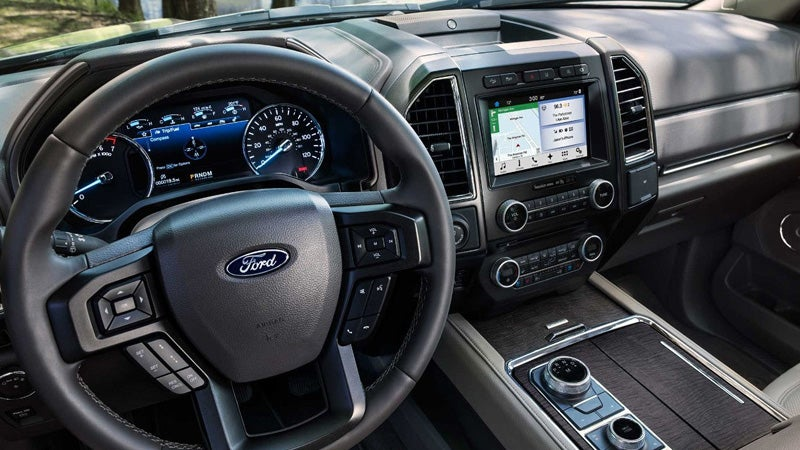 Ford Expedition Houston Tx Interior