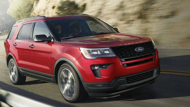 tx 2018 ford explorer houston car dealership pasadena manvel. Black Bedroom Furniture Sets. Home Design Ideas