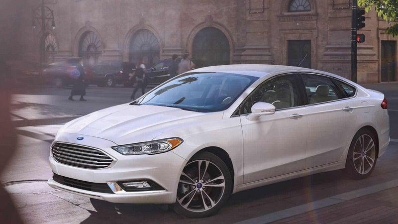 2018 Ford Fusion Houston Tx