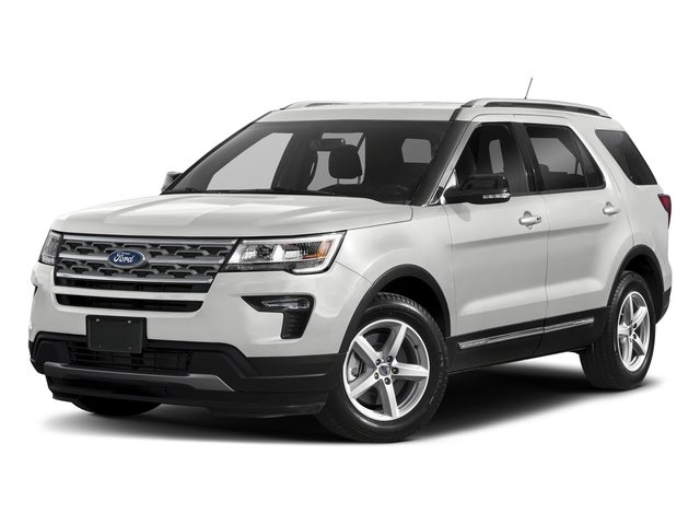2018 ford explorer xlt in houston tx houston ford explorer russell smith ford. Black Bedroom Furniture Sets. Home Design Ideas