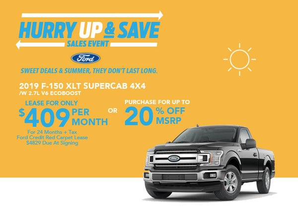 Car Dealer New Ford Specials In Houston Tx Russell Smith Ford